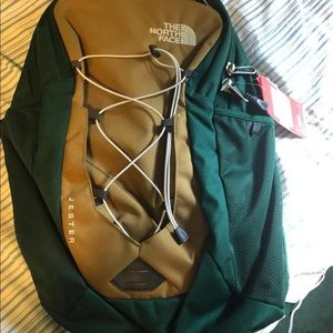 NWT JESTER THE NORTH FACE BACKPACK